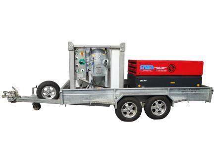 Graco Ecoquip® - Vapor Blasting Equipment NZ | Syntech